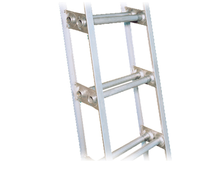 Double Rung Marine Ladders