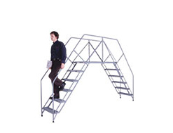 Portable Crossover Stairs