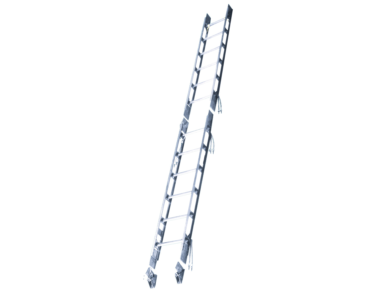 Modular Sectional Ladders