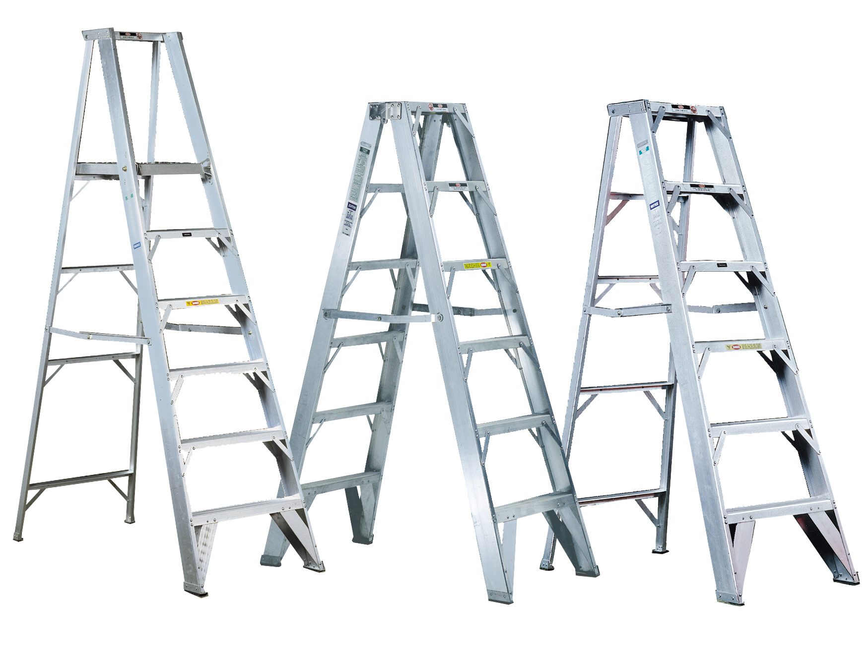 calico ladders fall safety