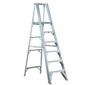 5' Aluminum 500lb. Capacity Step Ladder