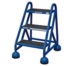 Swell Calico Ladders Cotterman Am 320 Aluminum Alumastep Rolling Pdpeps Interior Chair Design Pdpepsorg