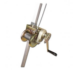 Capital Safety 50' Galvanized Steel Winch