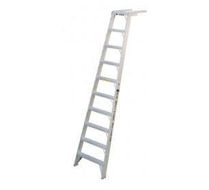 10' Aluminum Hydraulic Ladder