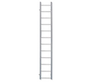 Galvanized Steel Fixed Ladder