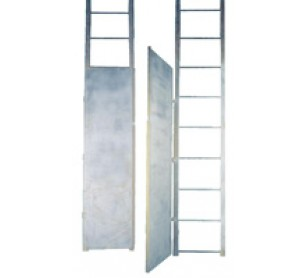 Calico Ladders Fgcover Galvanized Steel Security Cover