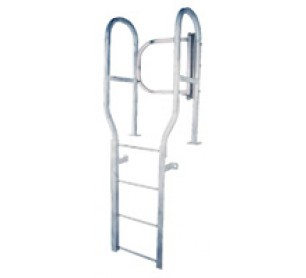 Galvanized Steel Swing Gate