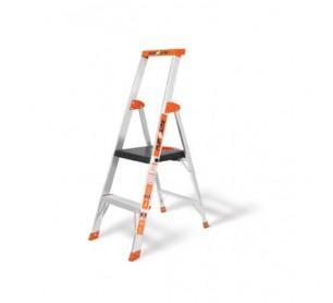 Little Giant Ladders 4' Aluminum Platform Step Ladder