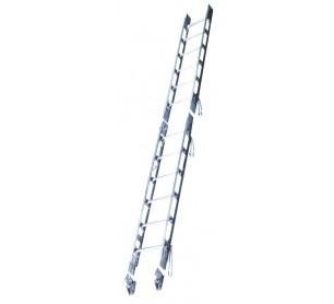 6' Aluminum Sectional Ladder