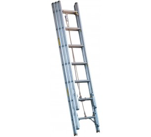Alco-Lite 24' Aluminum Three-Section Pumper Type Ladder