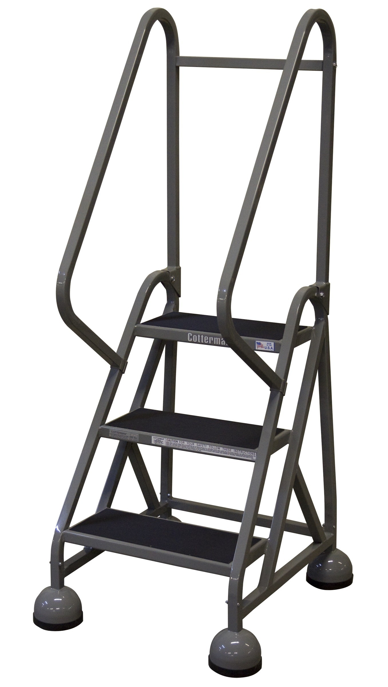 Calico Ladders Cotterman Am 301 Aluminum Alumastep