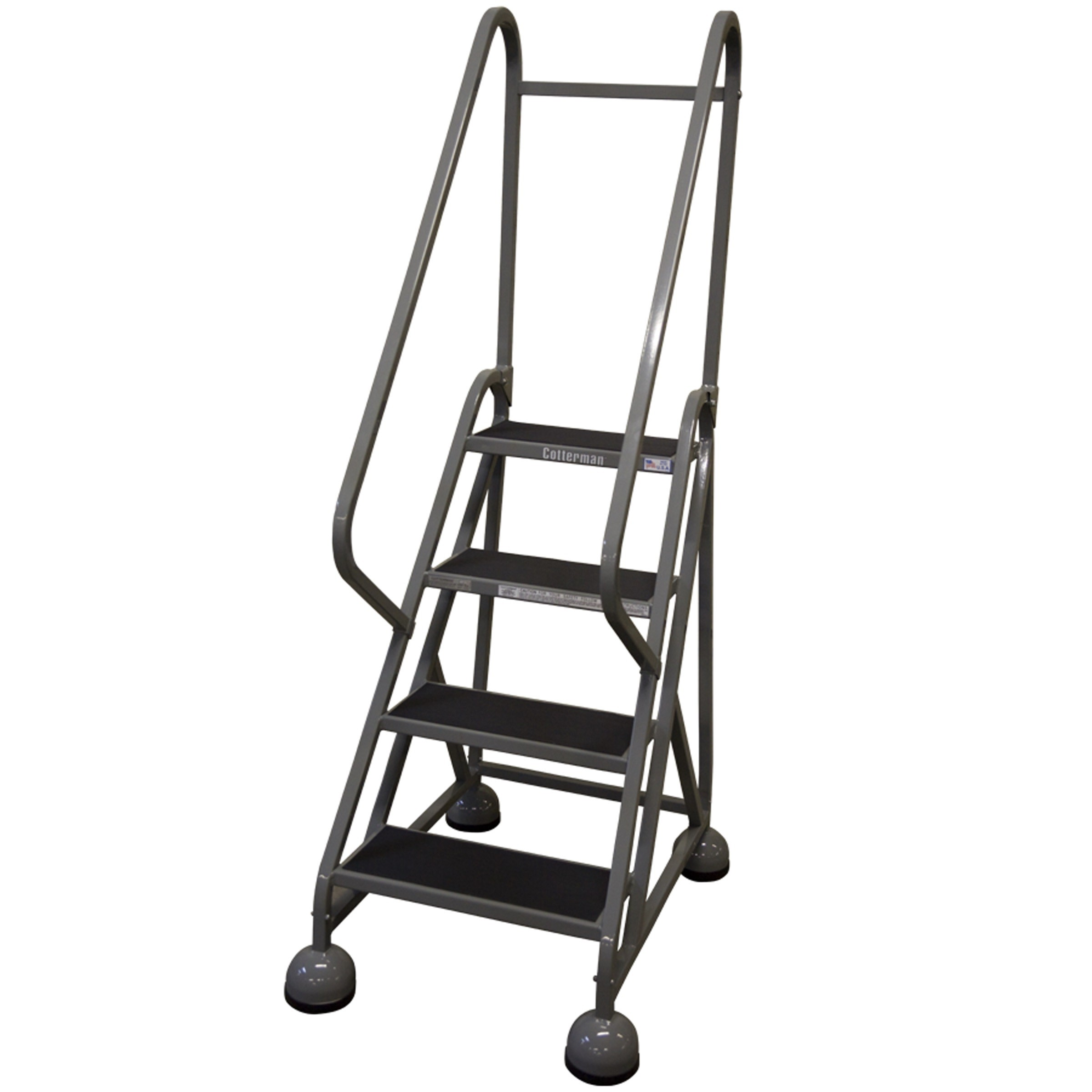 Calico Ladders Cotterman Am 401 Aluminum Alumastep