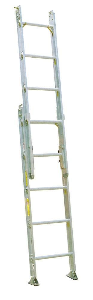 14 Ft Aluminum Ladders : Calico ladders alco lite cjl aluminum combination ladder