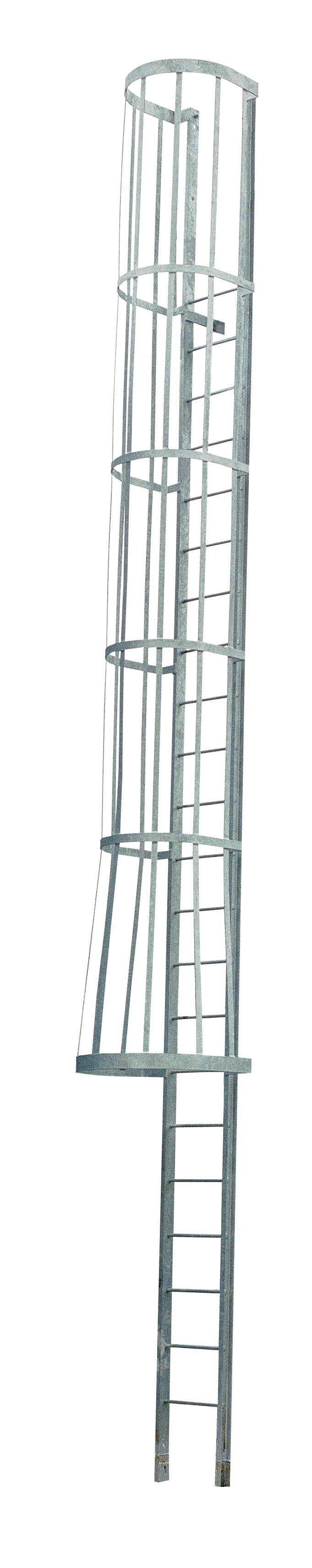 Calico Ladder Fmcw Series Unpainted Permanent Vertical