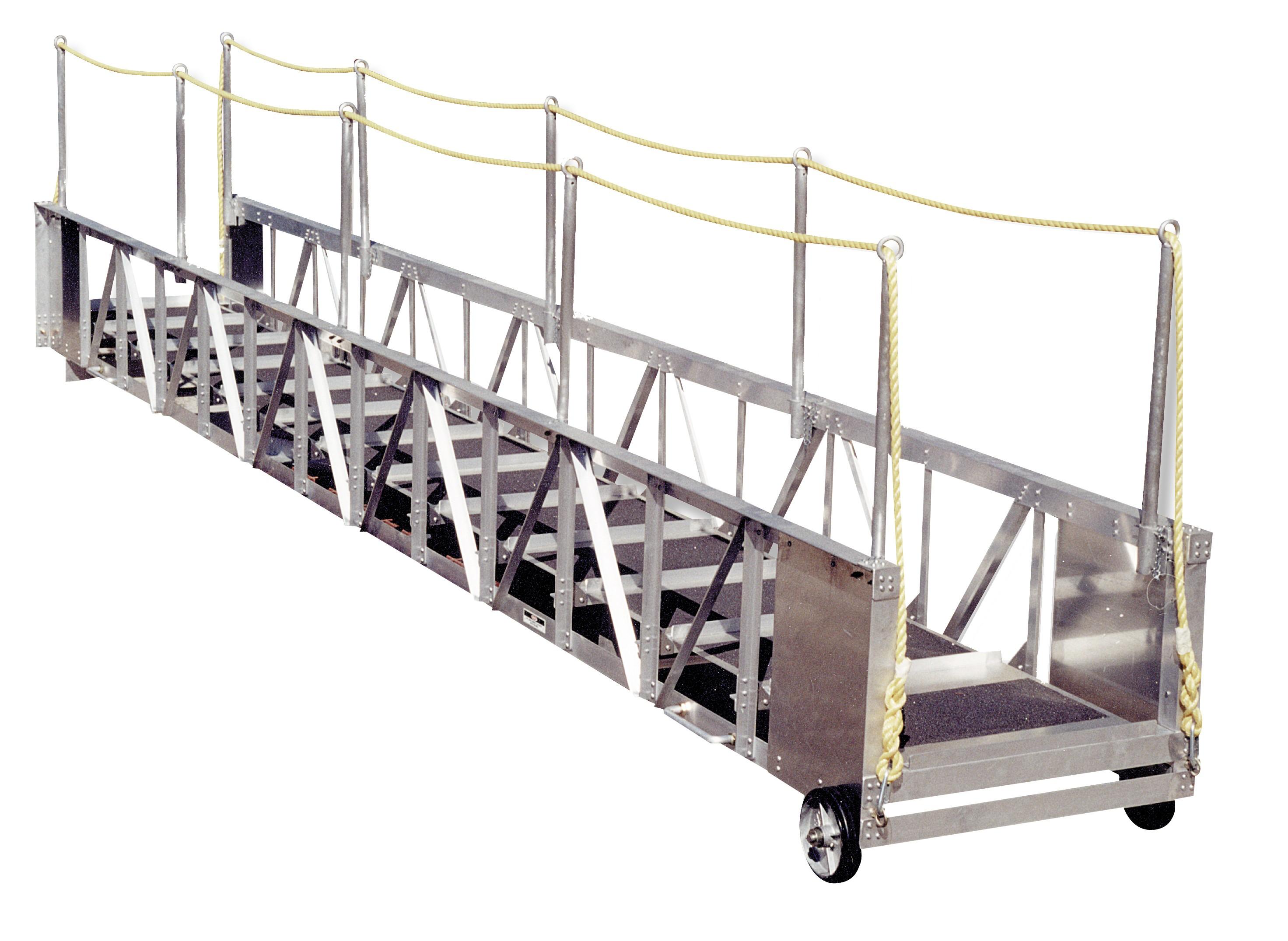 Calico Ladders Gw 500 20 Ct Aluminum Straight Truss Gangway