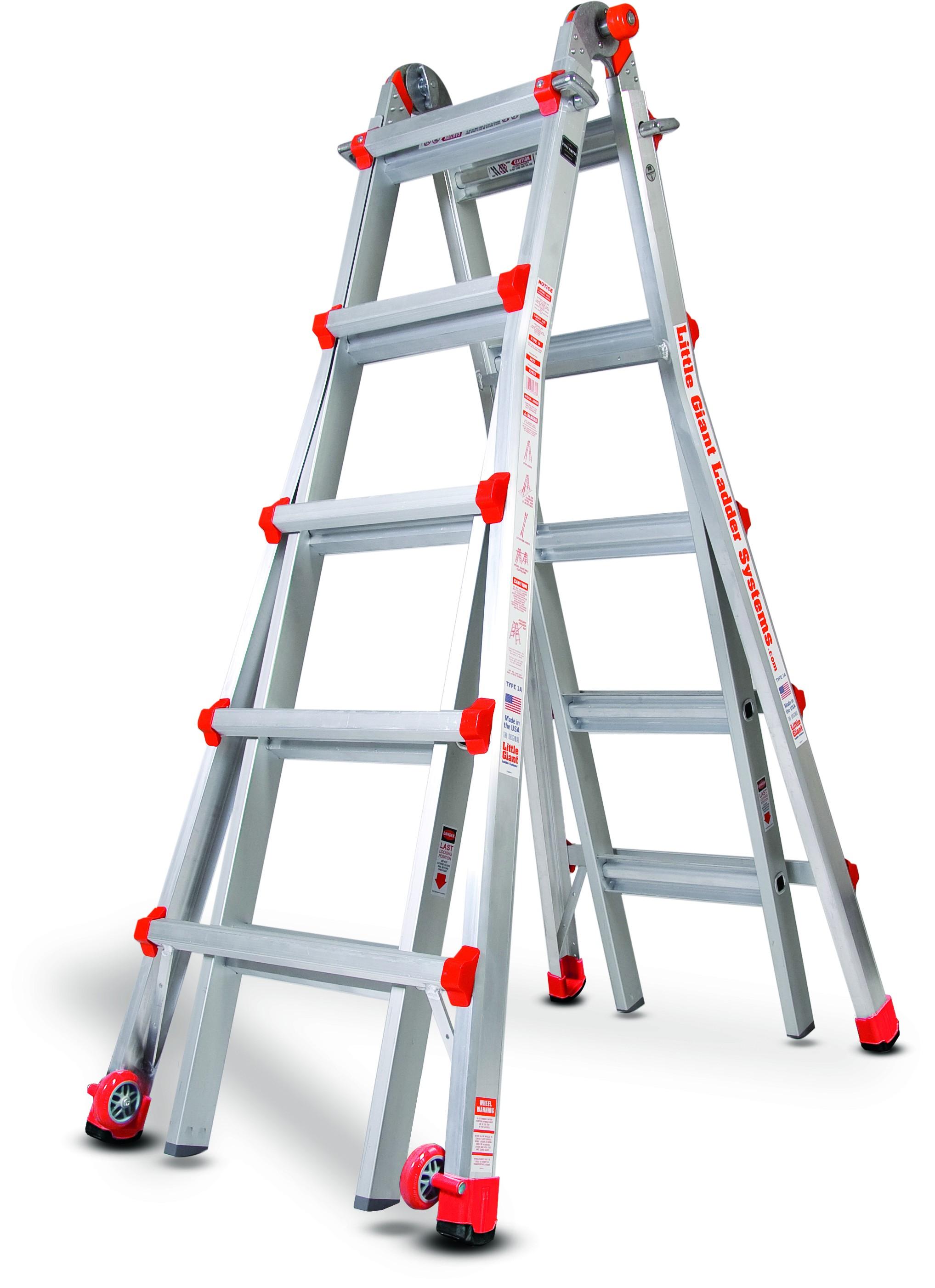 Calico Ladders Little Giant Ladders 10103lg M22 Aluminum