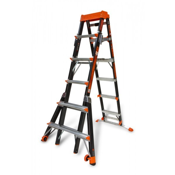 Calico Ladders Little Giant Ladders Fiberglass 6 10ft Ext