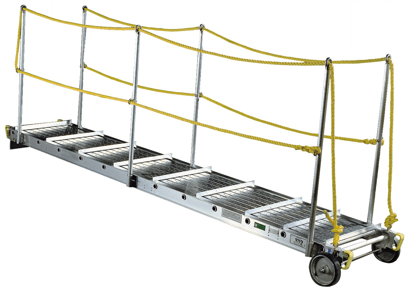 Calico Ladders Carbis Sgw 18 Aluminum Stage Gangway