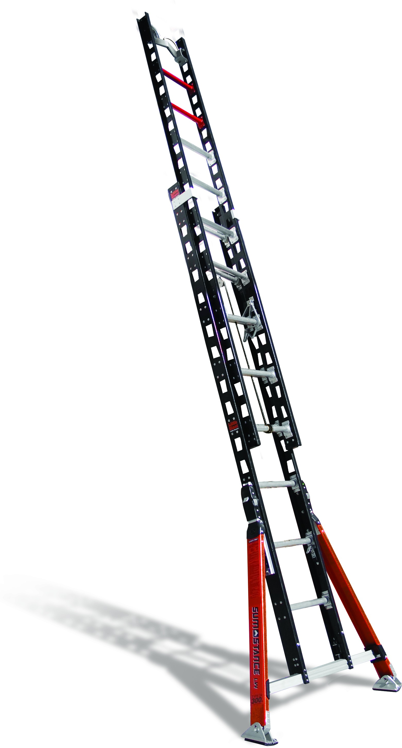 20 Foot Extension Ladder : Calico ladders little giant sumostance ft f g