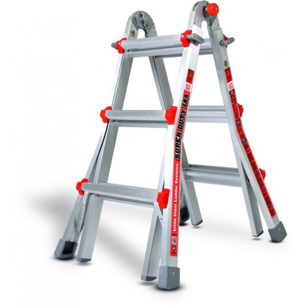 Calico Ladders Little Giant Ladders Super Duty Alum M13