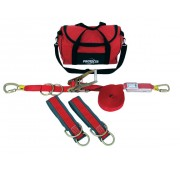 Capital Safety PRO-Line Temporary Horizontal Lifeline (2 tie adaptors)