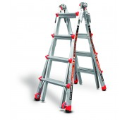 Little Giant Ladders Aluminum Lightweight Multi-Use Ladder