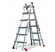 Little Giant Ladders Aluminum Lightweight Multi-Use Ladder