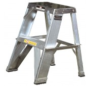 "Carbis 24"" Aluminum 300lb. Capacity Non-Folding Process Work Stand"