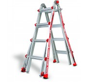 Little Giant Ladders 17' Aluminum Multi-Use Ladder