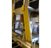 Aircraft Maintenance Ladder Replacement Bumper Guards