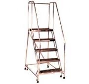 "Cotterman 12"" Aluminum Safety Ladder"
