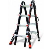Little Giant Ladders Fiberglass Conquest Multi-Use Ladder