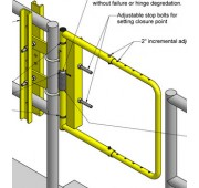 Cotterman WorkMaster/StockMaster Optional Left Gate