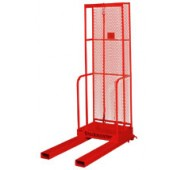 "Cotterman 20"" Powder Coated Steel Companion to the Overhead Work Platform"