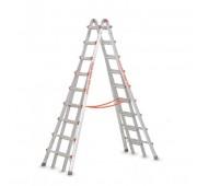 Little Giant Ladders 17' Aluminum Extendable Step Ladder