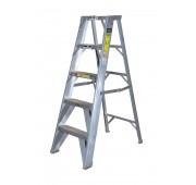 12' Aluminum 500lb. Capacity Platform Step Ladder