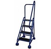 Pleasing Calico Ladders Cotterman Am 402 Aluminum Alumastep Rolling Pdpeps Interior Chair Design Pdpepsorg