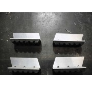 Aircraft Maintenance Ladder Replacement Feet(GML-WF-R)