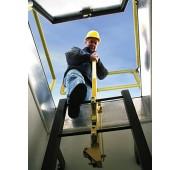 Bilco Ladder-Up Safety Post