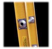 Alco-Lite 40' Fiberglass Three-Section Ladder