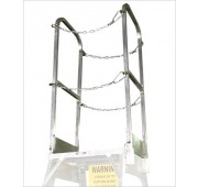 Ground Maintenance Ladder Handrails